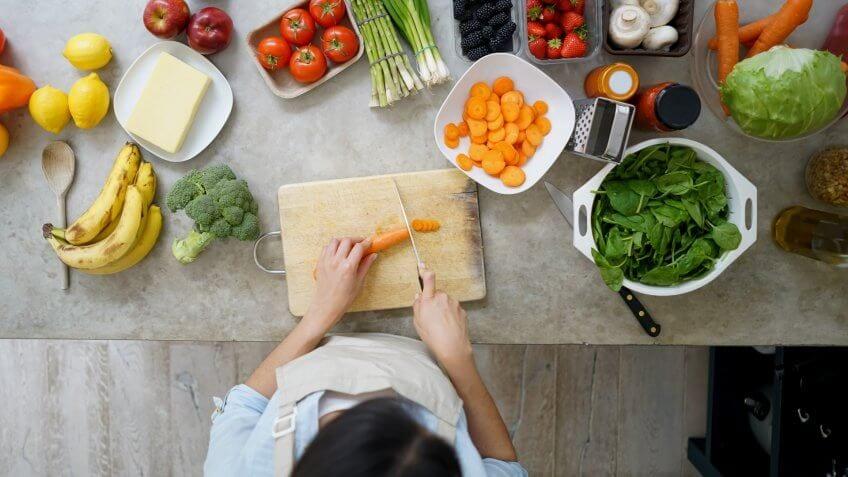 Giới thiệu về Nấu ăn tại nhà