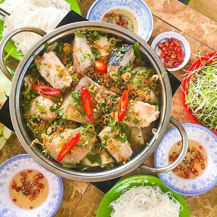 Những món hải sản không thể bỏ qua khi đến Vũng Tàu
