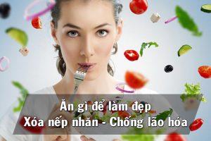 3 loại thực phẩm giúp xóa nếp nhăn, làm đẹp, chống lão hóa - ảnh 1.
