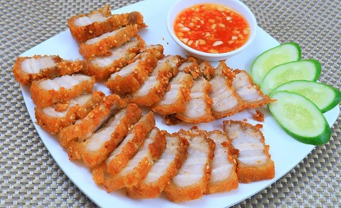 6 món ngon từ thịt ba rọi chế biến đơn giản tại nhà - ảnh 1.