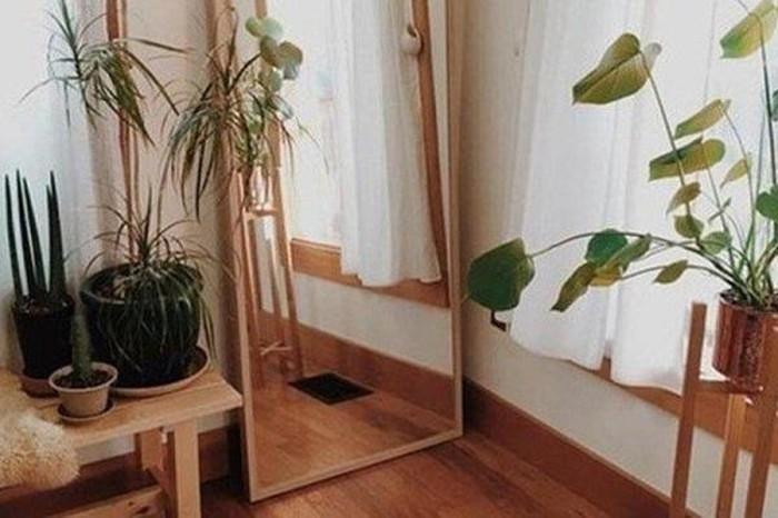 Cách đặt gương trong nhà để gia đình êm ấm, thêm tài lộc - ảnh 1.