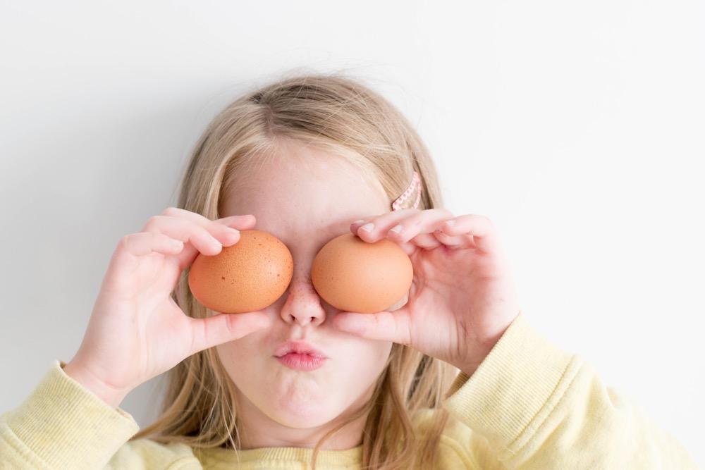 Bị thủy đậu có ăn trứng được không? - 1