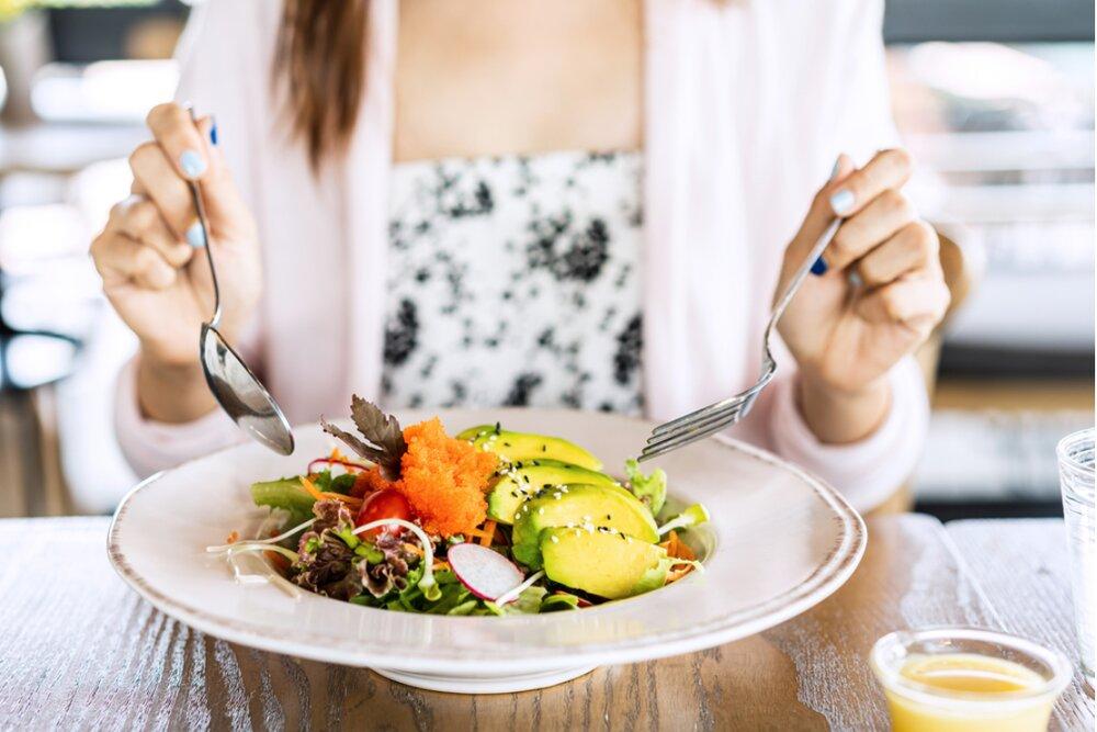 Bí quyết giảm cân an toàn cho người đau dạ dày - ảnh 1