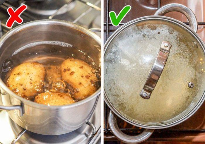 8 sai lầm nấu ăn mà nhiều bà nội trợ thường mắc phải