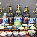 Cung Ram Thang 7 Tai Nha