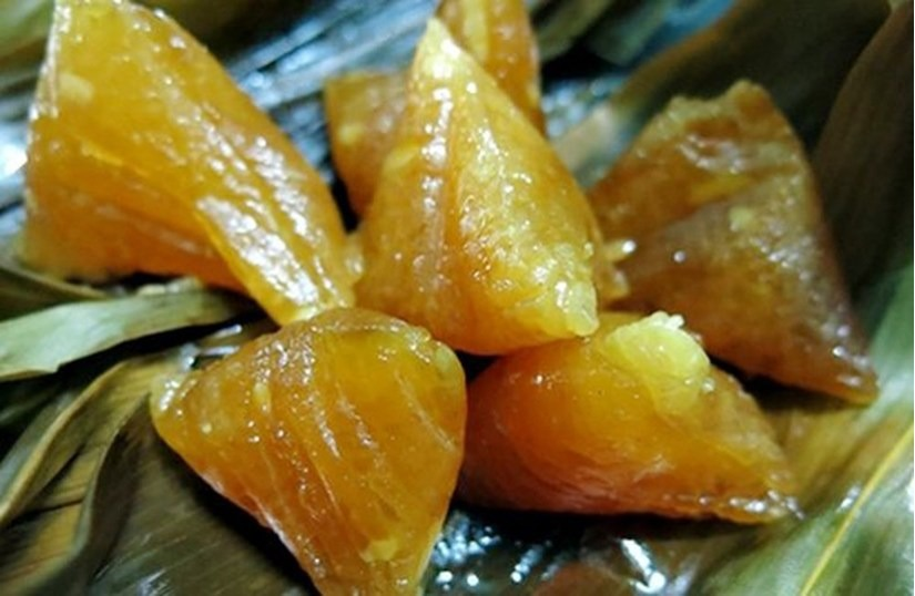 Bánh tro Tết Đoan Ngọ